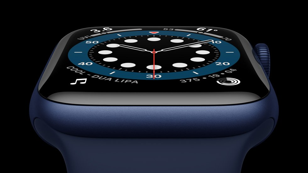 recensione apple watch 6